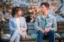 park seo joon va kim ji won vo dau but toc nhau trong teaser phim fight for my way