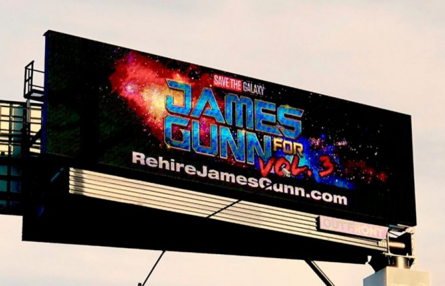 billboard rehire james gunn ung ho james gunn duoc dung len gan disneyland