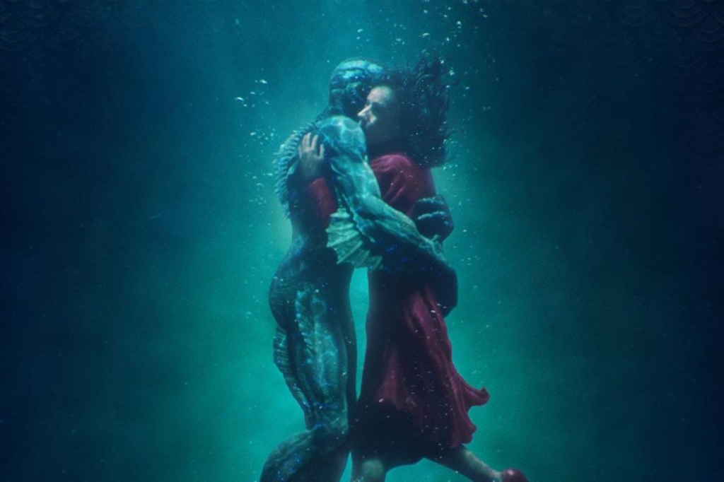 oscar 2018 the shape of water chien thang tuyet doi