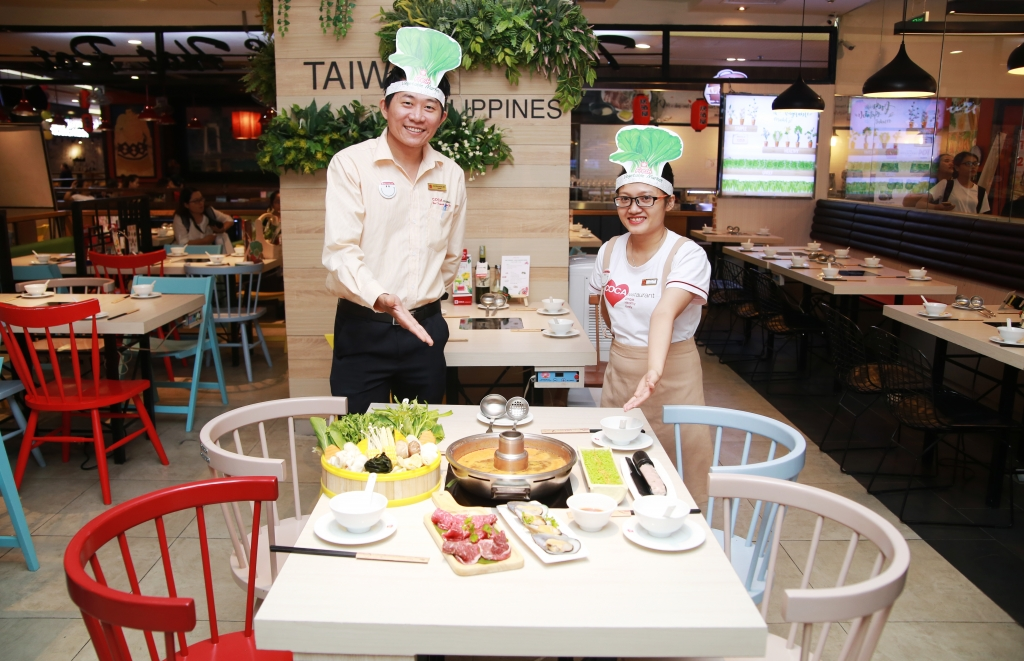 nha hang coca restaurant simple healthy lively