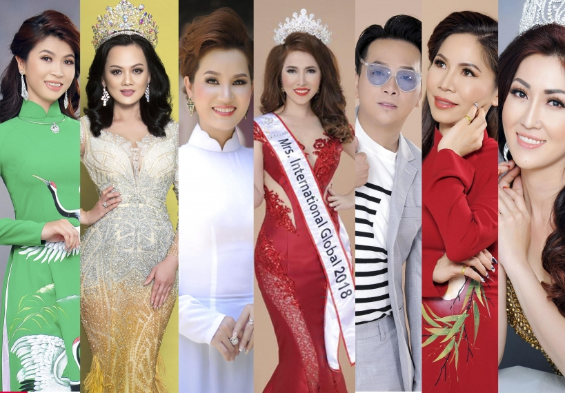 cuoc thi miss and mrs vietnam international global 2018 tai dai loan he lo dan giam khao quyen luc