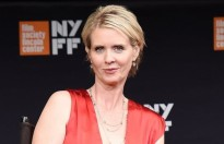 dien vien cynthia nixon cua sex and the city tranh cu thong doc new york