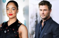 tessa thompson va chris hemsworth tham gia men in black reboot