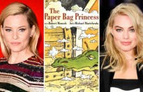 elizabeth banks va margot robbie tham gia the paper bag princess